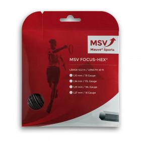 MSV Focus HEX 12m set
