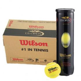 Tennisbal Wilson US Open  doos 18 x 4 stuks