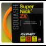 Ashaway squashsnaar SuperNick ZX Oranje 9m