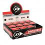 Dunlop Squashbal met rode stip (recreatief)