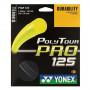 Yonex tennissnaar Poly Tour Pro zwart 12m