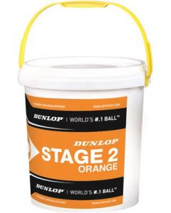 Dunlop Stage 2 orange