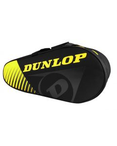 Dunlop Padel Tas Play Yellow