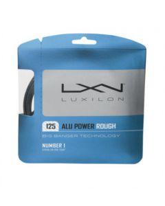 Luxilon tennissnaar Big Banger Alu Power Rough 12m