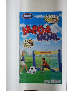 Franklin Mega voetbal set