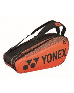 Yonex Pro Racketbag 92026 Copper-Or