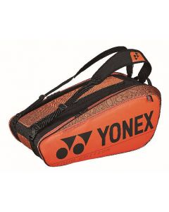 Yonex Pro Racketbag 92029- Copper-Orange