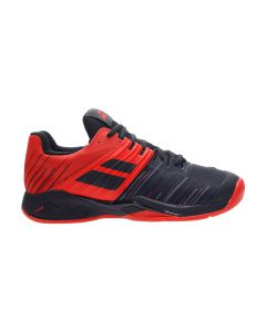 Babolat Propulse Fury Clay Men Black/Tomato