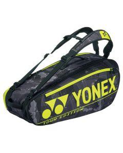 Yonex Pro Racketbag 92026-Black-Yellow