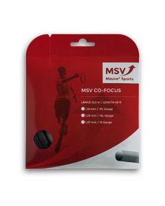 MSV Co.-Focus zwart 12m