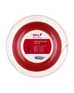 MSV Focus HEX PLUS 38 rood