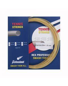 Rex Professional tennissnaar Supreme Elite 12m