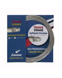 Rex Professional tennissnaar Supreme Titanium 12m
