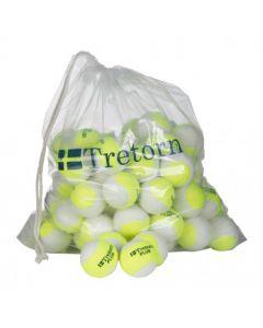 Tretorn Plus Trainingsballen 72 stuks/ polybag