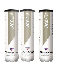 Tecnifibre XLD 3 X 4 pack Nieuwe verpakking